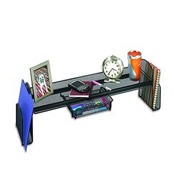 Safco Products Onyx Mesh Off-Surface Desk Organizer 3604BL,