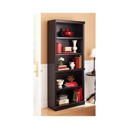 Better Homes and Gardens 71 inch Ashwood 5-Shelf Bookcase
