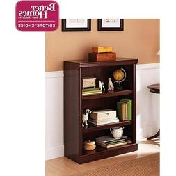Better Homes and Gardens Ashwood Road 3-Shelf Bookcase, Mult