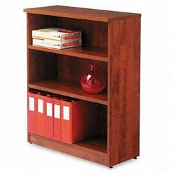 Alera Book Rack - 3 Compartment - 39.4 Height x 31.8 Width x