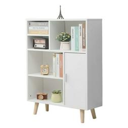 Bookcase Unit Bookshelf Storage Shelving Display Rack Furnit