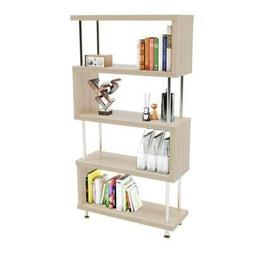 Bookshelf Bookcase Shelf Storage Wood Furniture Home Office