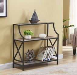 Ehomeproducts Console Tall Accent Table Narrow Entry Hall Mo