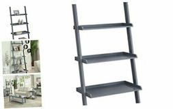 Convenience Concepts American Heritage Bookshelf Ladder, Gra
