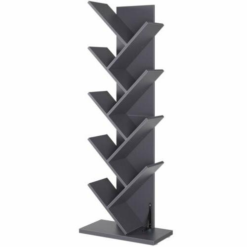 9 Tree Book Rack Shelf