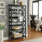 Bookcases And Shelves Open Display Cabinet For Collectibles