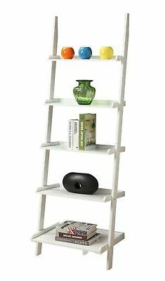 Brand French Country Ladder, White