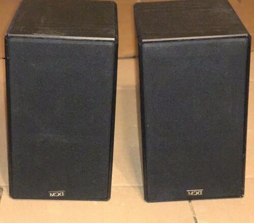 pair of dcm cx 07 two way