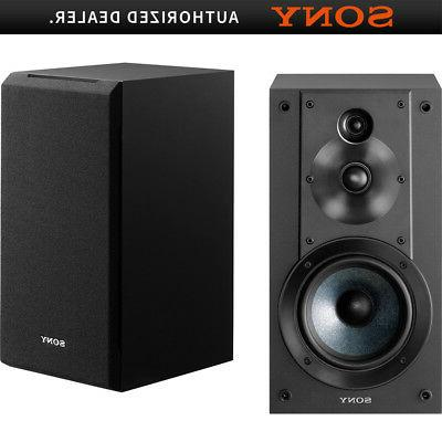 Sony 3-Way 3-Driver Bass Speakers