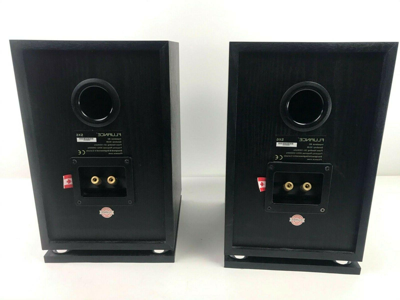 Fluance Definition Two-Way Bookshelf Loudspeakers Tested