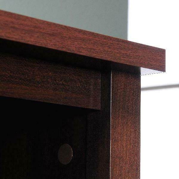 Tall Bookcase Shelves Library Furniture