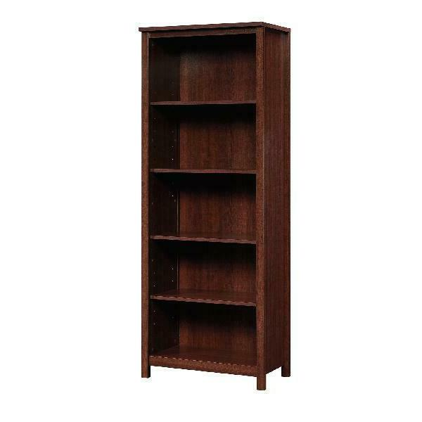 Tall Shelves Library Organizer Furniture Wood