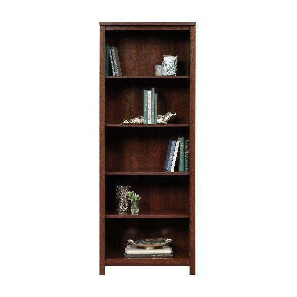 Tall Bookcase Library Furniture