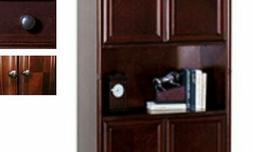 Martin Furniture Mount View Library Bookcase - Fully Assembl