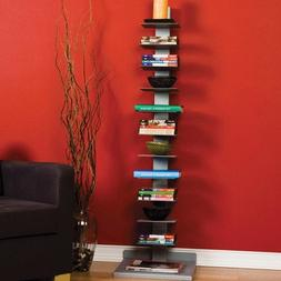 """Mosby 55"""" H Spine Book Tower"""