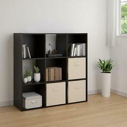 RealRooms Tally 9 Cube Bookcase,  Multiple Colors