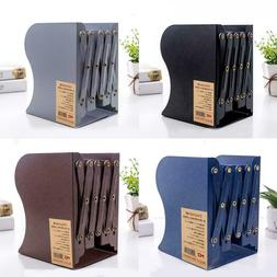 Retractable Foldable Durable Bookends Book Stand Telescopic