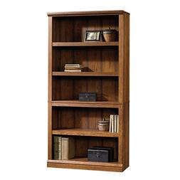 Sauder 414356 Miscellaneous Storage 5-Shelf Bookcase, L: 35.