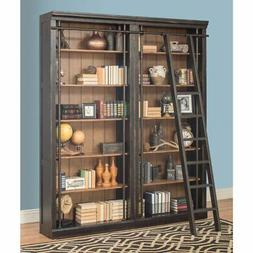 Martin Furniture Toulouse Bookcase Wall